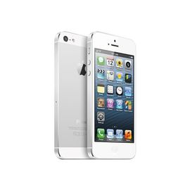 Apple iPhone 5 32 Go Blanc et argent