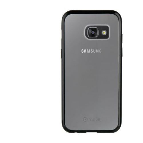 Muvit Coque Crystal Film Protecteur pour Samsung Galaxy J5 2016