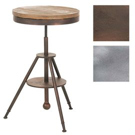 En Tabouret Industriel Clp De Réglable Style Bar Table I Moko D92HYWEI
