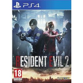 Resident Evil 2 sur PS4