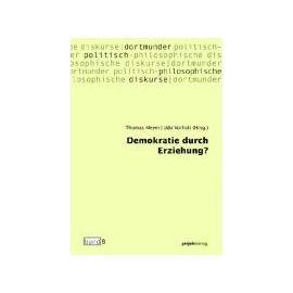 Demokratie durch Erziehung? - Thomas Meyer