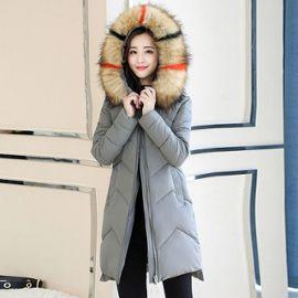 Manteau en coton pour femme