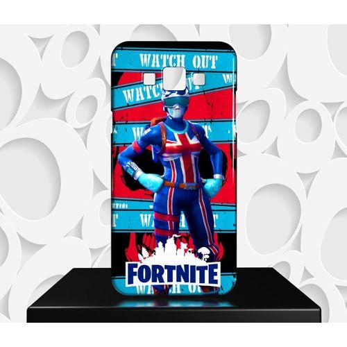 Coque rigide pour Galaxy S8 Fortnite Battle Royale 08