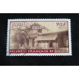 Polynésie Française---Papeete