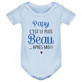T-Shirt b/éb/é Marraine Dit Que Je suis la Plus Belle