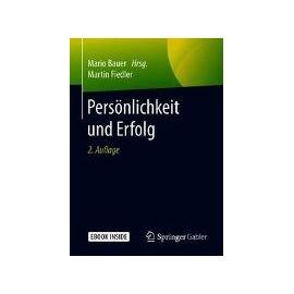 Persönlichkeit und Erfolg - Martin Fiedler