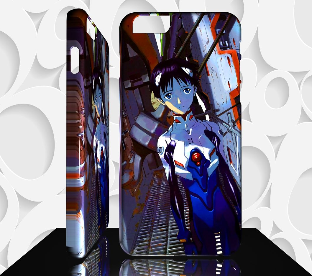 Coque Design Iphone 7 7 PLUS MANGA NEON GENESIS EVANGELION