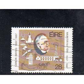 Timbre-poste d'Irlande (Centenaire de la naissance de Canon Hayes)