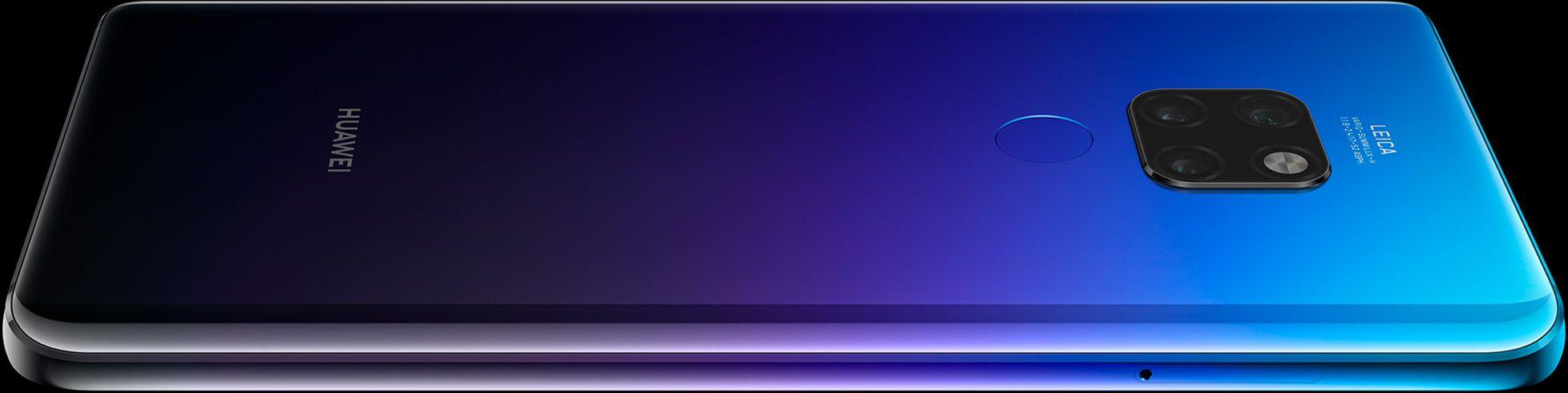 Huawei Mate 20 128 Go Double SIM Noir_image_4 Rakuten