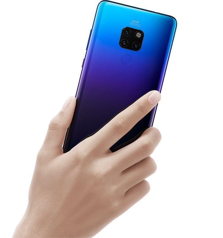 Huawei Mate 20 128 Go Double SIM Noir_image_5 Rakuten
