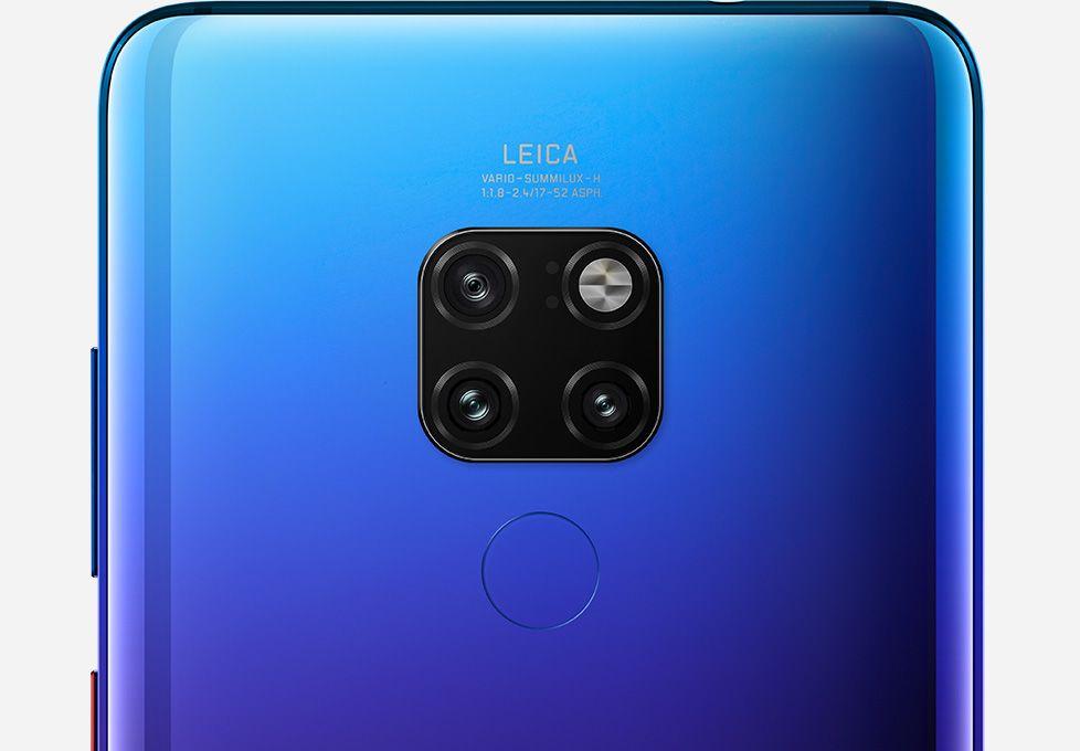 Huawei Mate 20 128 Go Double SIM Noir_image_2 Rakuten