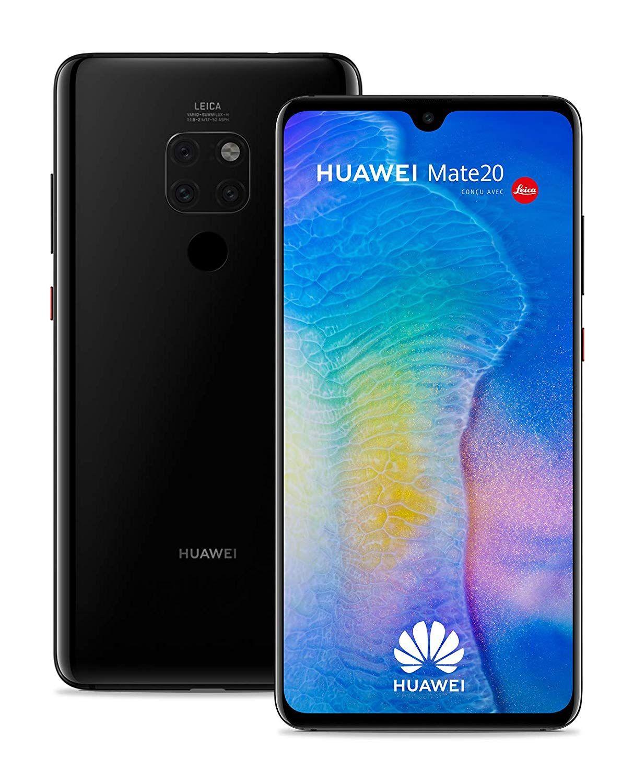 Huawei Mate 20 128 Go Double SIM Noir_image_1 Rakuten