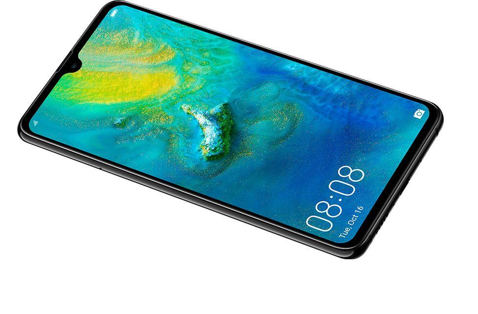 Huawei Mate 20 128 Go Double SIM Noir_image_3 Rakuten