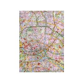 Falk Cityplan Berlin 1 : 25 000 - 1 : 32 000