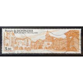 Bastide de Monpazier 3,90 (Très Joli n° 2405) Obl - France Année 1986 - N22322