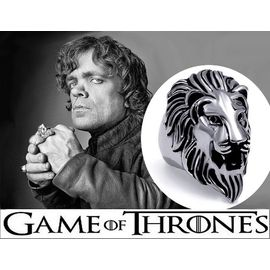 bague homme game of thrones