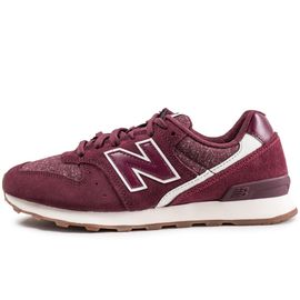 baskets new balance femmes bordeaux
