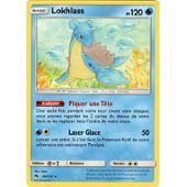 CARTE POKEMON RARE LOKHLASS 25/99 NEUVE VF Pokémon