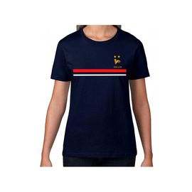 coupon code best deals on look for T-Shirt girl France 2 étoiles Mondial foot 1998 - 2018 non officiel
