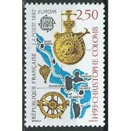 Europa 500ème anniversaire de la découverte de l
