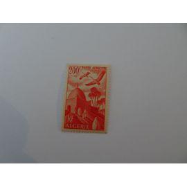 timbre neuf poste aérienne algérie n° 11 Yvert