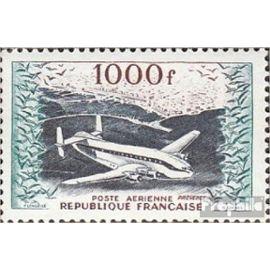 France 990 neuf avec gomme originale 1954 Aéronefs Aviation