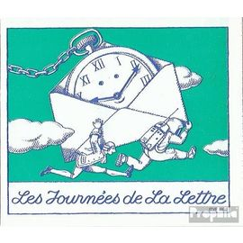 France 3296-3301MH (complète.Edition.) neuf avec gomme originale 1998 Lettres bandes dessinées