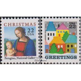Etats-Unis 1856-1857 (complète.Edition.) neuf avec gomme originale 1986 Noël Noël