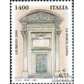 Italie 2622 (complète.Edition.) neuf avec gomme originale 1999 saint Année 2000 Christianisme