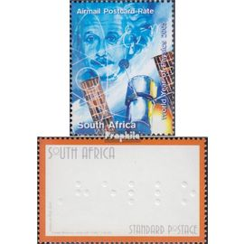 afrique du sud 1663,1683 (complète.Edition.) oblitéré 2005 Année le physique, Blindheit Santé