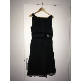 Robe Soiree Zara Noire Taille L Mode Femme Rakuten