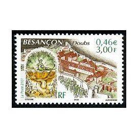 timbre Besançon - Doubs