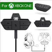 Adaptateur Casque Stéréo pour Xbox One Gamepad