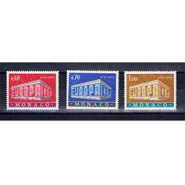 MONACO Europa CEPT 1969 neuf**