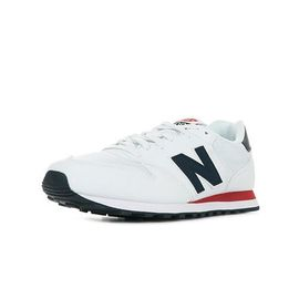 new balance homme blanche 500