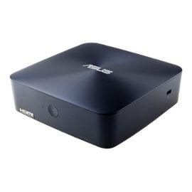 ASUS VivoMini UN45H - Barebone - mini PC - 1 x Celeron N3160 - HD Graphics 400 - GigE - LAN sans fil: Bluetooth 4.0, 802.11a/b/g/n/ac