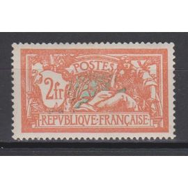 france, 1907, type merson, n°145, neuf.