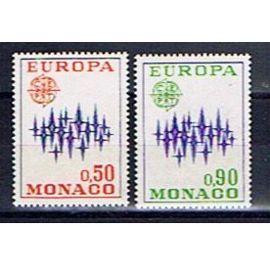 Monaco Europa CEPT 1972 neuf**