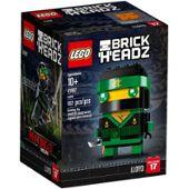 BrickheadzThe Movie 41487 Ninjago 1 Lego Lloyd b6y7fg