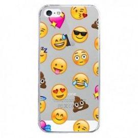 Achat Coque Iphone 5 Emoji Pas Cher Ou D Occasion Rakuten