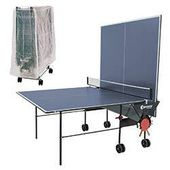 Cool Table De Ping Pong 1 13I Indoor Et Housse De Protection Home Interior And Landscaping Oversignezvosmurscom