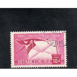 Timbre de poste aérienne du Vietnam du Sud