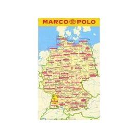 MARCO POLO Freizeitkarte 31 Schwarzwald Nord
