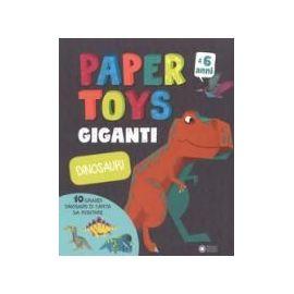 Le Saint, J: Dinosauri. Paper toys giganti - Jonas Le Saint
