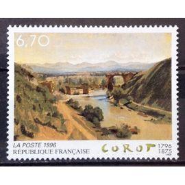 Corot - Pont de Narni 6,70 (Impeccable n° 2989) Neuf** Luxe (= Sans Trace de Charnière) - Cote 3,00€ - France Année 1996 - N24315