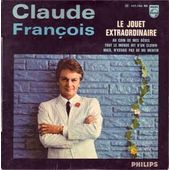 Titres Replica Le Jouet Extraordinaire Cd Vinyle 4 Claude Francois 3l5FT1JcuK