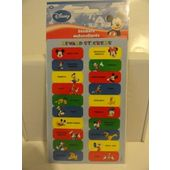 Sheets Stickers Mickey 2 Mouse Reward A35L4Rj