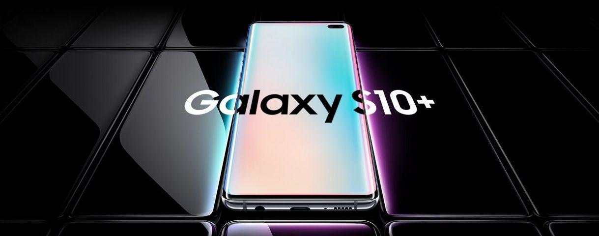 Samsung Galaxy S10+ 512 Go Double SIM Céramique noir_image_2|Rakuten