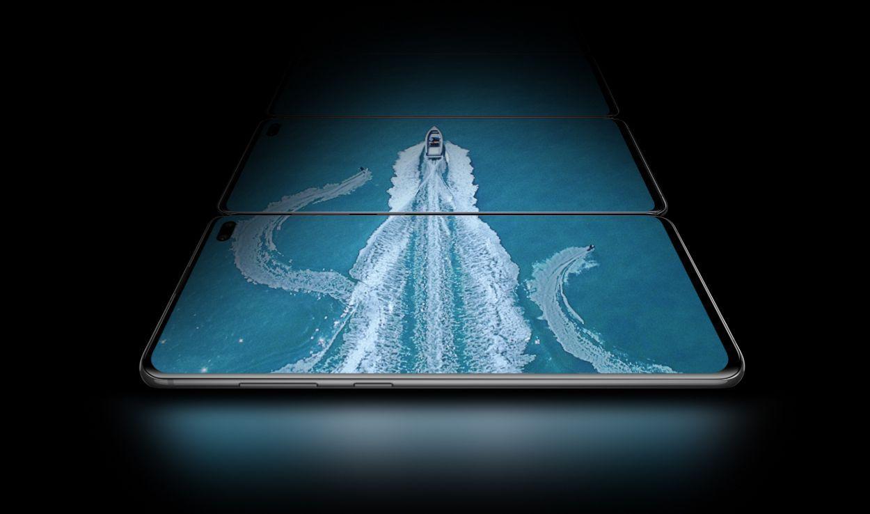 Samsung Galaxy S10+ 512 Go Double SIM Céramique noir_image_3|Rakuten