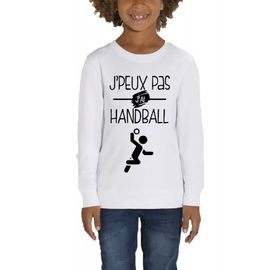J Peux Pas j AI Handball LookMyKase Sweat Enfant